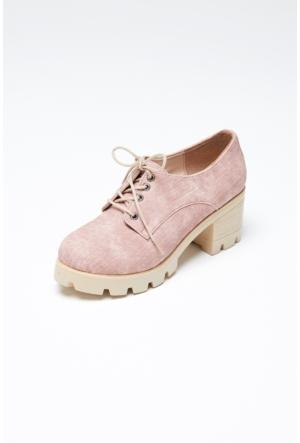 FullaModa Topuklu Ayakkabı 17Y17DED03335