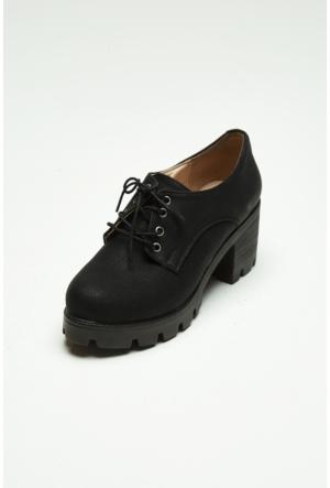 FullaModa Topuklu Ayakkabı 17Y17DED03338