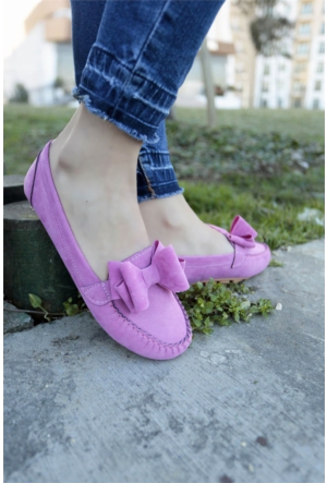 İnce Topuk Loafer