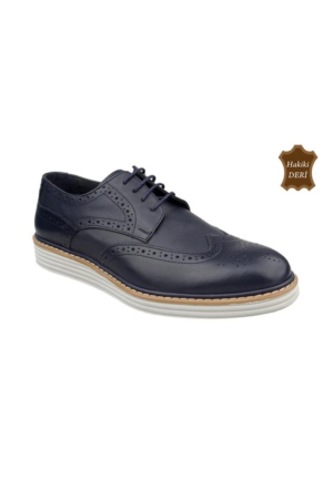 Wolfland 201 Y 19 Hakiki Deri Klasik Ayakkabı
