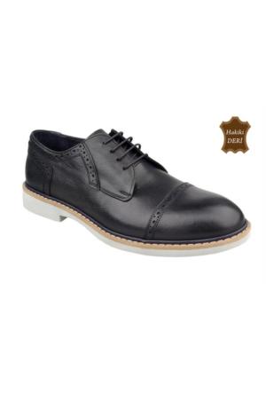 Wolfland 337 Y 13 Hakiki Deri Klasik Ayakkabı