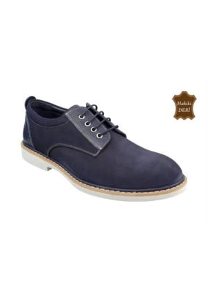 Wolfland 236 Y 5710 Hakiki Deri Klasik Ayakkabı