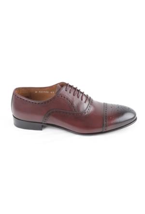 Veyisusta Zımbalı Bağlamalı Erkek Ayakkabı
