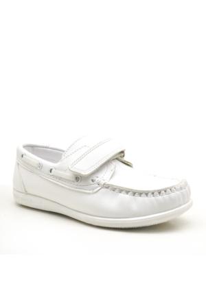 Raker Beyaz Timber Cırtlı Erkek Çocuk Ayakkabısı