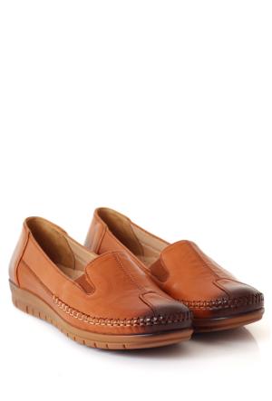Gön Deri Kadın Ayakkabı 33134