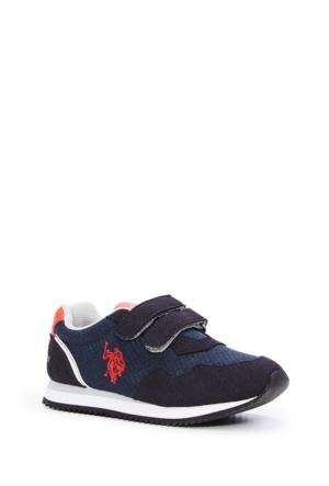 U.S. Polo Assn. Erkek Çocuk Ayakkabı Y6Nandy