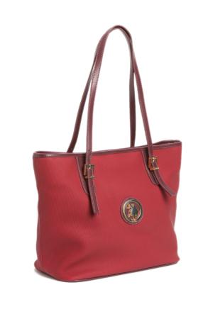 U.S. Polo Assn. Kadın K5Us2025 Çanta Kırmızı