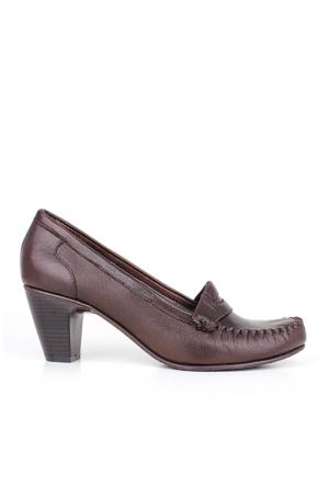 Loggalin 598790 031 232 Kadın Kahverengi Günlük Ayakkabı