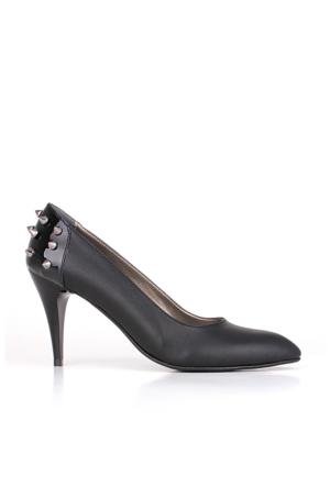 Loggalin 780802 031 015 Kadın Siyah Günlük Ayakkabı