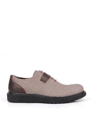Crunell 214626 027 315 Erkek Gri Günlük Ayakkabı