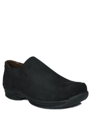 Se-Sa 737270 041 015 Erkek Siyah Günlük Ayakkabı