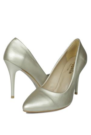 Loggalin 580115 031 724 Kadın Gold Stiletto