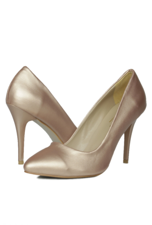 Loggalin 880115 031 723 Kadın Altın Stiletto