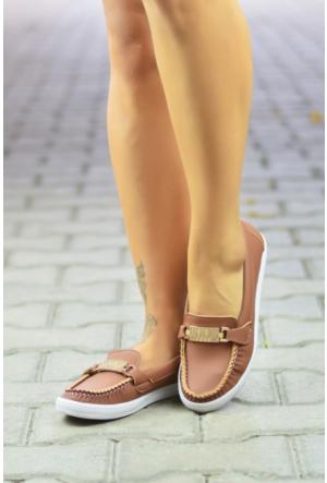 Peri Kızı Ristina Spor Babet Kahverengi