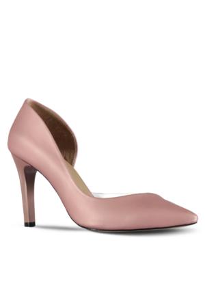 Marjin Jonas Topuklu Ayakkabı Pembe