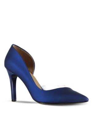 Marjin Jonas Topuklu Ayakkabı Sax Mavi