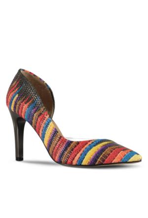 Marjin Jonas Topuklu Ayakkabı Multi 2