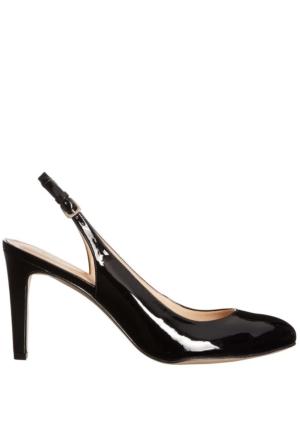 Nine West Nwholiday3 Siyah Rugan Ayakkabı