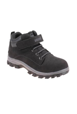 Dockers By Gerli A3315740 Siyah Erkek Çocuk Outdoor Ayakkabı