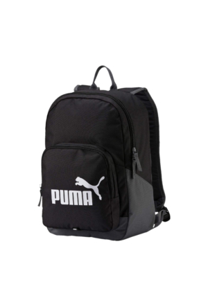 Puma Puma Phase Backpack Siyah Beyaz Unisex Sırt Çantası