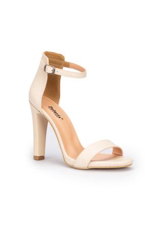 Polaris 71.309904.Z Bej Kadın Ayakkabı