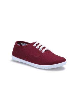 Polaris 71.354988.Z Bordo Kadın Ayakkabı