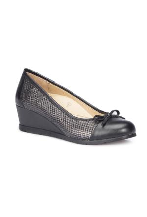 Polaris 5 Nokta 71.109626.Z Siyah Kadın Ayakkabı