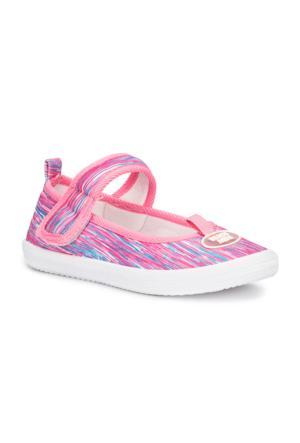 Polaris 71.509337.P Pembe Kız Çocuk Marina / Deniz Ayakkabı