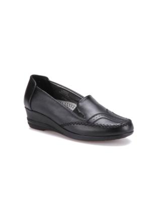 Polaris 71.156564.Z Siyah Kadın Ayakkabı