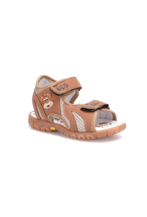 Polaris 71.509073.P Taba Erkek Çocuk Athletic Sandalet