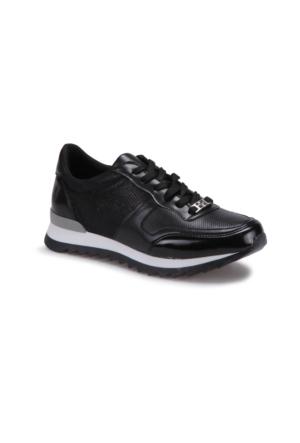 Butigo S914 Siyah Kadın Sneaker Ayakkabı Athletic