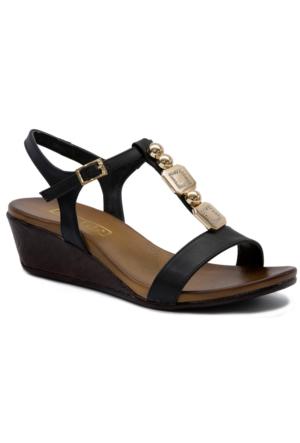 Gedikpaşalı 2118 Siyah Terlik-Sandalet