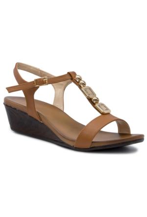Gedikpaşalı 2118 Taba Terlik-Sandalet