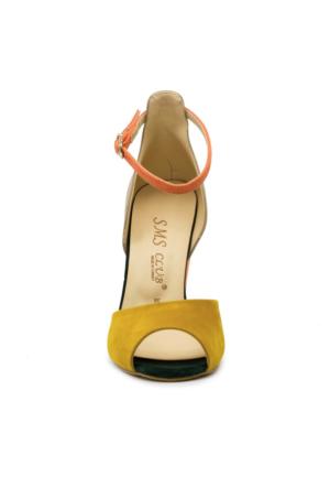 Gedikpaşalı 42112 Sarı Terlik-Sandalet