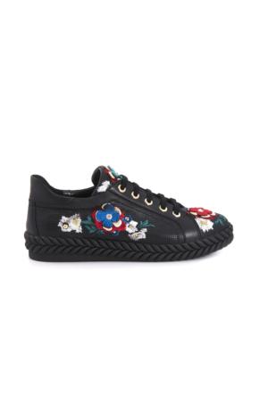 Rouge Kadın Siyah Ayakkabı 171RGK257 B07