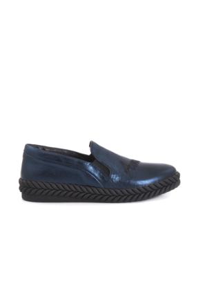 Rouge Kadın Lacivert Ayakkabı 171RGK257 H66