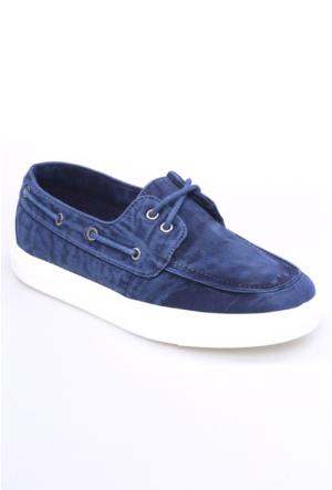 Dosteli Ayakkabı İndigo Nbn Spery Keten Erkek Ayakkabı-140