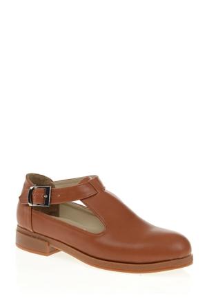Derigo Kadın Taba Ayakkabı