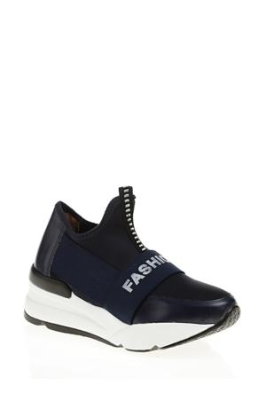 Derigo Kadın Lacivert Ayakkabı