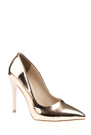 Derigo Kadın Bronz Ayakkabı