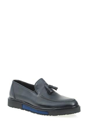 Derigo Erkek Lacivert Ayakkabı