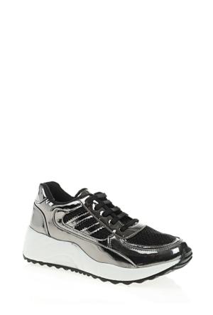 Derigo Kadın Siyah Ayakkabı