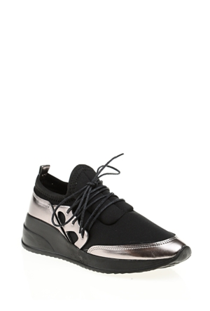 Derigo Kadın Gri Ayakkabı