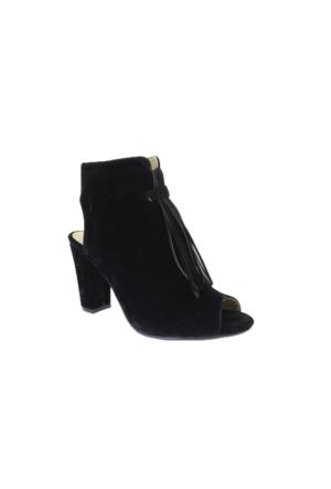Güven Punto 547574-01 Günlük Kadın Topuklu Ayakkabı