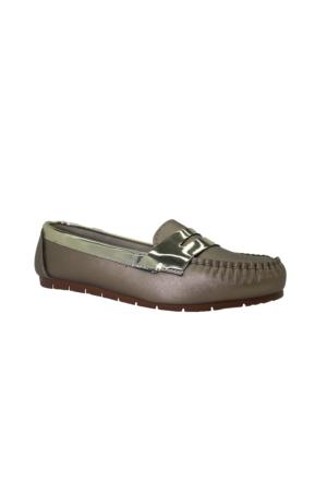 Despina Vandi Mhm M435 Günlük Kadın Babet Ayakkabı