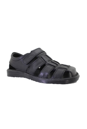Despina Vandi Tpl T208 Erkek Günlük Deri Sandalet