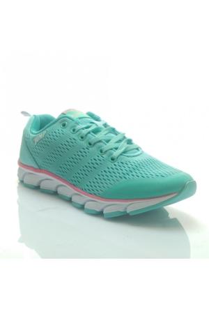 Jump 15380 Bayan Spor Ayakkabı Su Yeşili