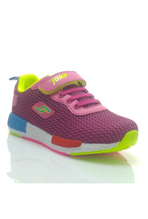 Jump 15689 Çocuk Spor Ayakkabı Fuşya