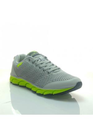 Jump 15380 Bayan Spor Ayakkabı Gri