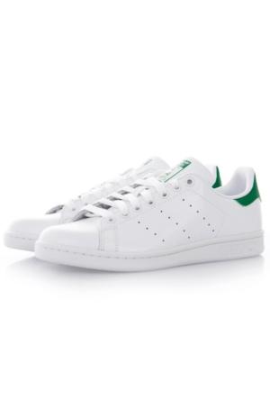 Adidas M 20324 Stan Smith Unisex Spor Ayakkabı Beyaz